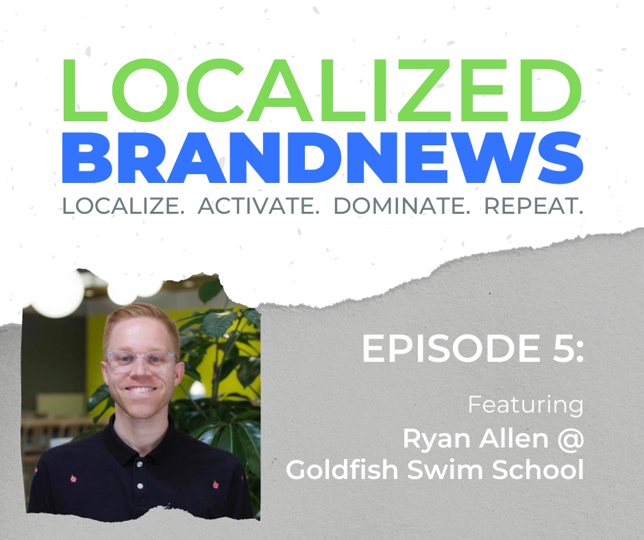 Localized BrandNews Vodcast - Featuring Goldfish Swim School