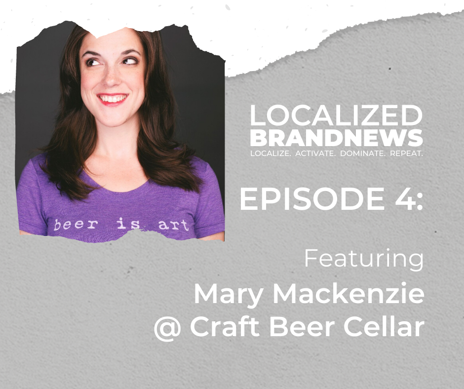 Localized BrandNews Vodcast - Featuring Craft Beer Cellar