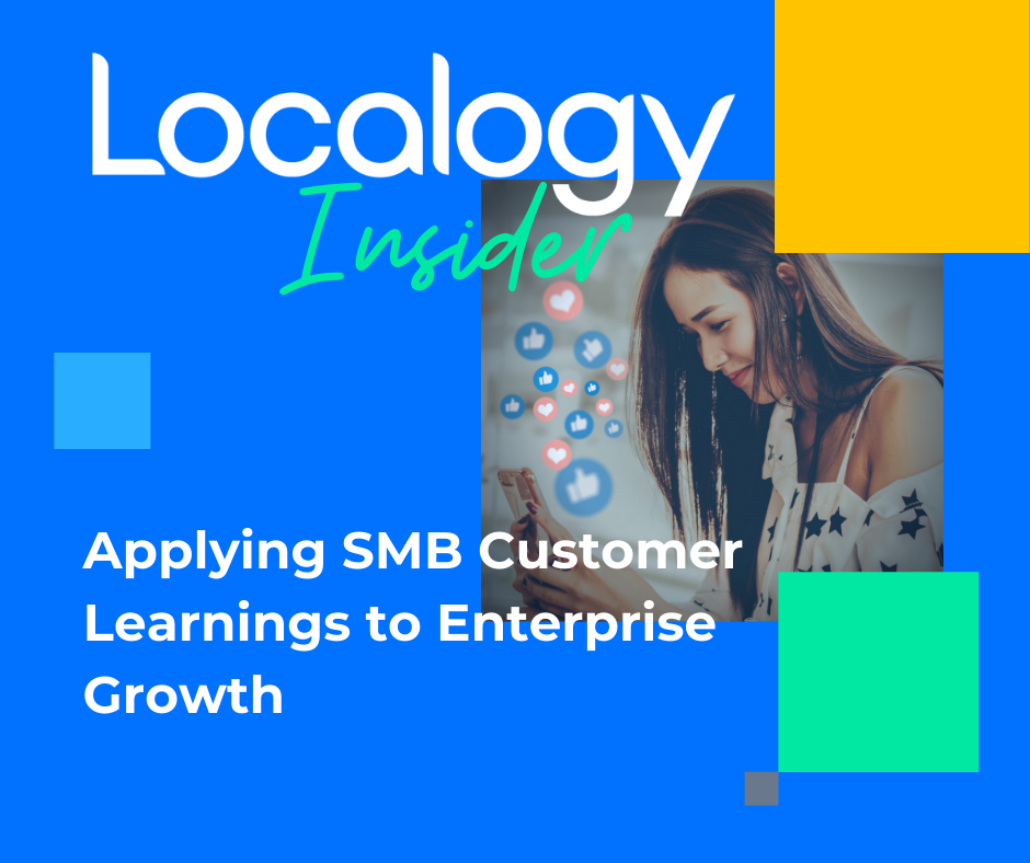 Localogy Insider: Applying SMB Customer Learnings to Enterprise Growth - Featuring Promo Republic